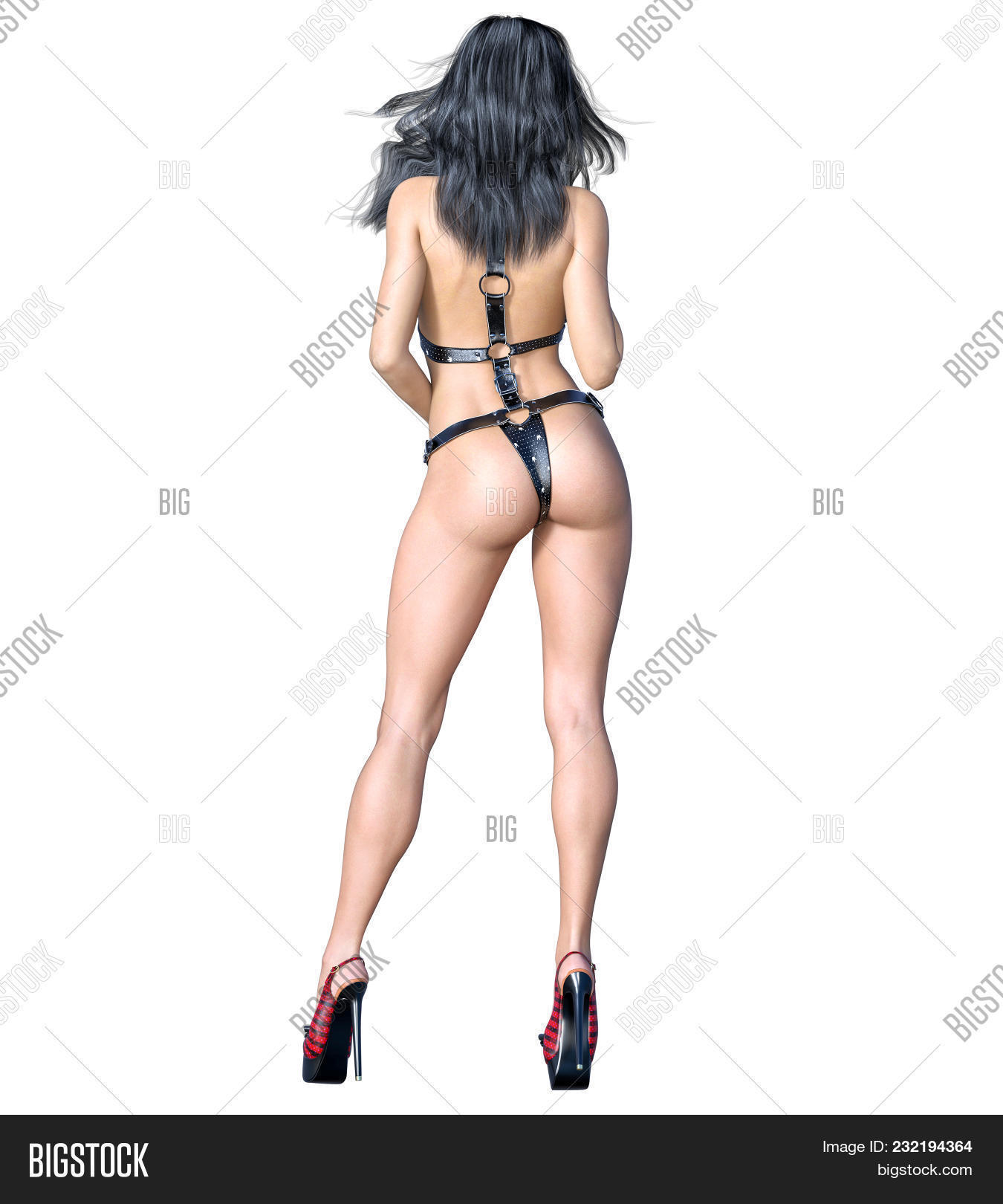 Tall black sexy women