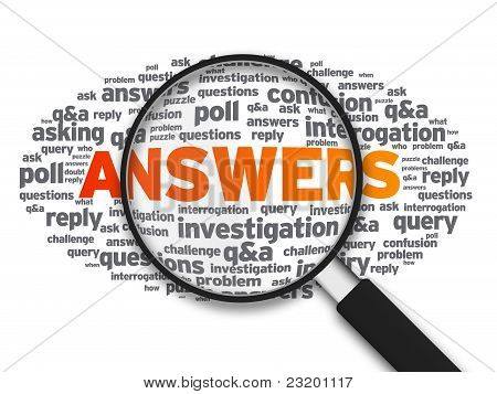 Magnifying Glass - Answers