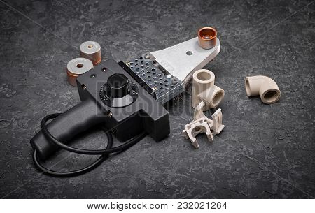 Soldering Iron For Pvc Pipes, Plumbing Tools, Building Electric Tools, Spare Parts For Water Supply,