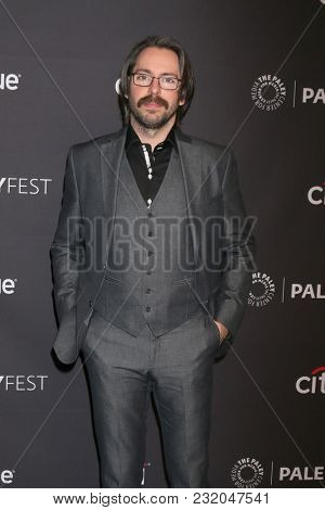 LOS ANGELES - MAR 18:  Martin Starr at the PaleyFest LA 2018 - Silicon Valley at Dolby Theater on March 18, 2018 in Los Angeles, CA
