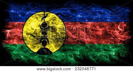 Flnks Smoke Flag, New Caledonia, Flnks Flag