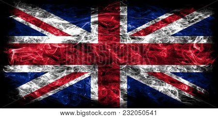 United Kingdom Smoke Flag, Union Jack Flag