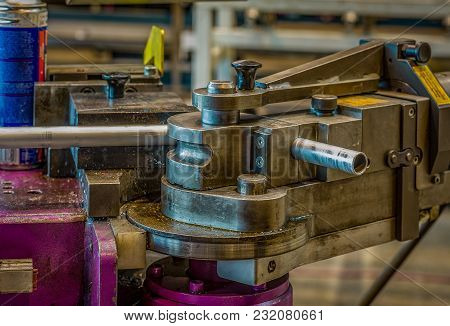 Bending Machine Stopped At Half Sequence In Operation