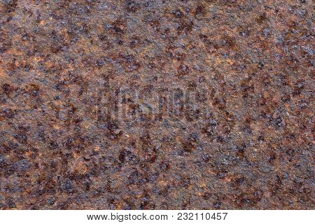 Rusty Metal, Brown Rusty Corroded Iron Surface