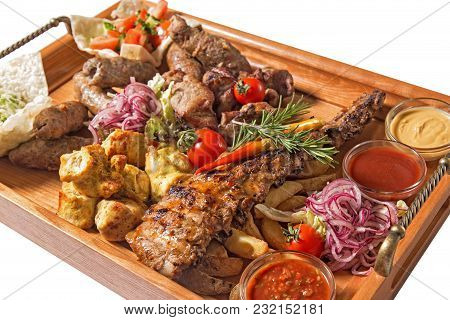 Big Assorted Meat Plate
