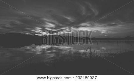 Lake Moogerah In Queensland