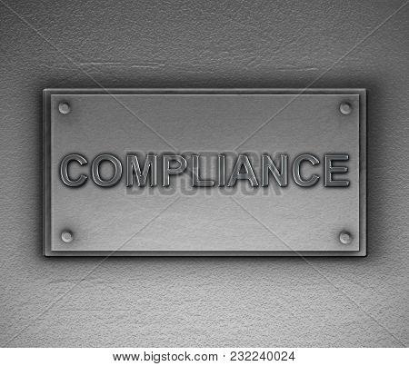 Compliance Concept.
