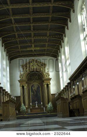 University Of Cambridge, Trinity College Chapel