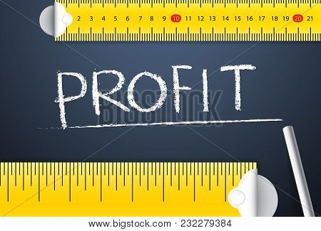 Measuring Business Profit Management. Various Way Of Measuring The Accountability Of Company Profit