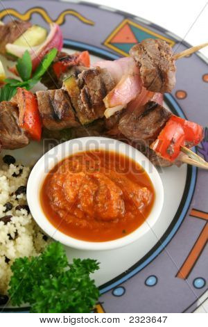Beef Kababs 10