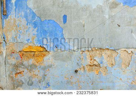 Old wall. Vintage