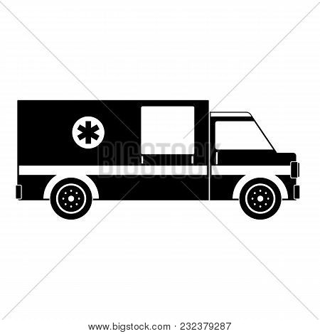 First Aid Icon. Simple Illustration Of First Aid Vector Icon For Web