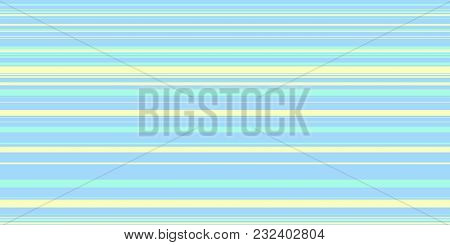 Light Blue Yellow Candy Lines Background. Random Striped Lines Backdrop. Colorful Stripes Texture.