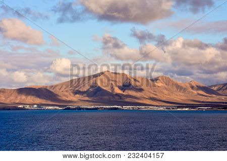 Picture View Of La Gomera In The Canary Islands