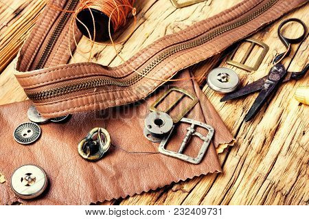 Tools For Leather Craft
