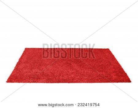 Simple Red Rectangular Door Mats Will Help Keep Your Floors And Carpets Cleaner For Longer. Made Fro