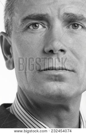 portrait of modern business man