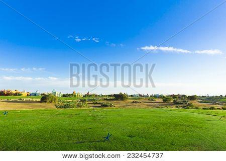 Perfect Grass Area