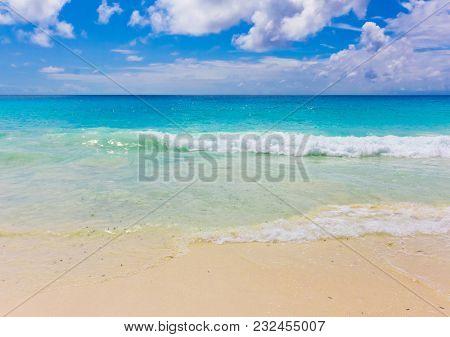 Scene Tide Surf