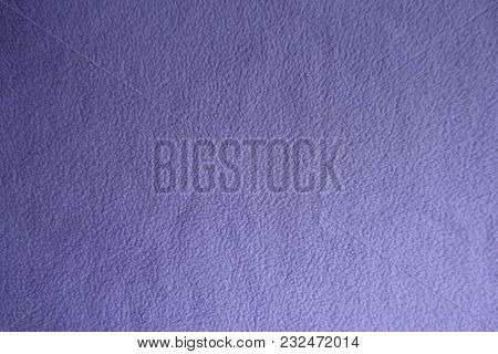 Top View Of Light Violet Fleece Fabric