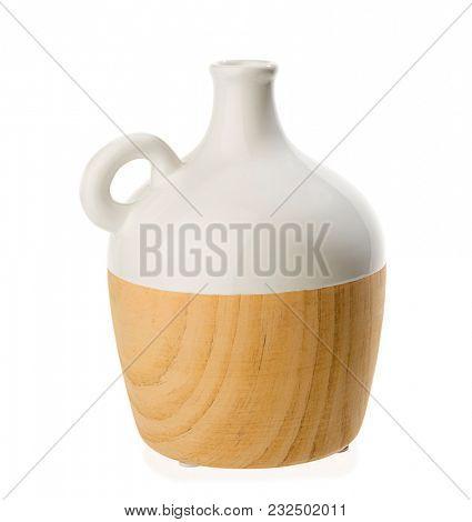 Amphora Shaped Nostalgic Vase