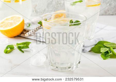 Summer Mojito Or Lemonade