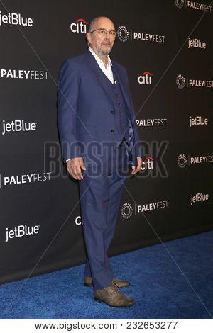 LOS ANGELES - MAR 22:  Richard Schiff at the 2018 PaleyFest Los Angeles -