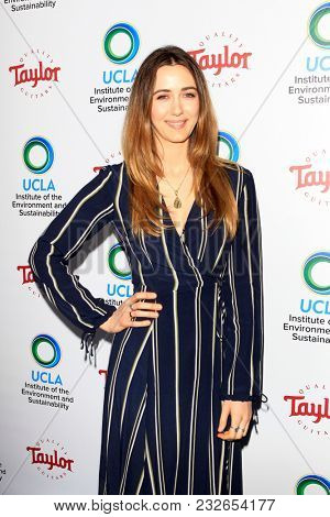 LOS ANGELES - FEB 22:  Madeline Zim at the UCLA's 2018 Institute Of The Environment And Sustainability (IoES) Gala at the Private Estate on February 22, 2018 in Beverly Hills, CA