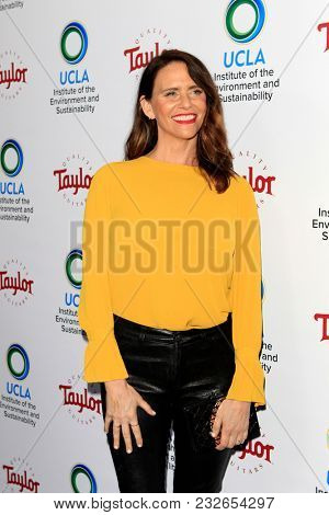 LOS ANGELES - FEB 22:  Amy Landecker at the UCLA's 2018 Institute Of The Environment And Sustainability (IoES) Gala at the Private Estate on February 22, 2018 in Beverly Hills, CA