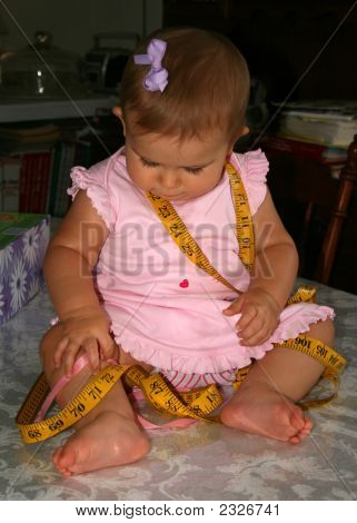 Baby Measuring Tape 2