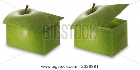A House Made Of Apple