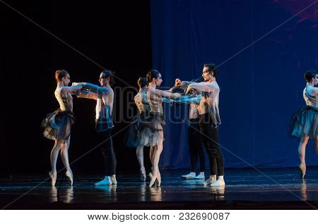 Children Of The Night  Ballet