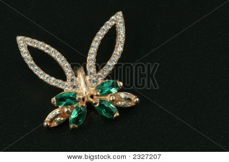 Jewelry Gift. Butterfly