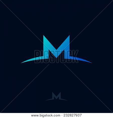M Logo Images Illustrations Vectors Free Bigstock