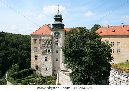 Castle In Poland