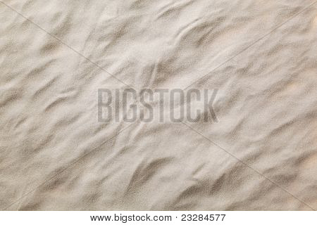 Sand on the beach. Background