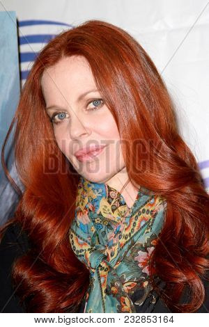 Kristin Bauer van Straten attends day one of the 32nd Annual WonderCon Convention in Anaheim, CA on March 23, 2018.