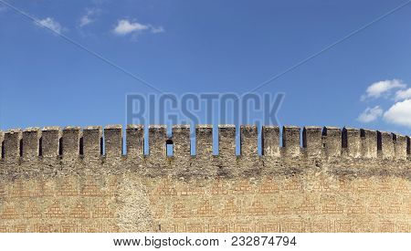 Khotyn Fortress. Ukraine.