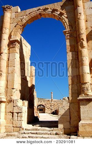 Ancient Jerash - Jordan