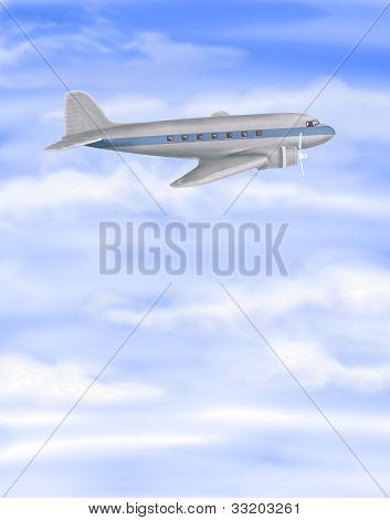 Vintage Plane