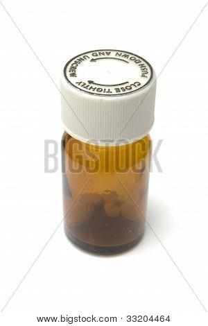 Medicine or pill bottle