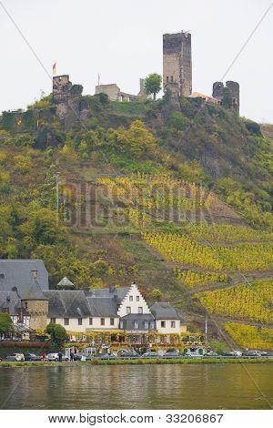 Beilstein, Rheinland Pfalz, Germany