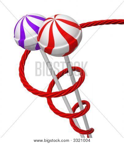 Licorice And Lollipop
