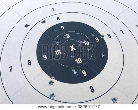 Target Shooting Paper