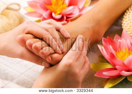 Feet Massage