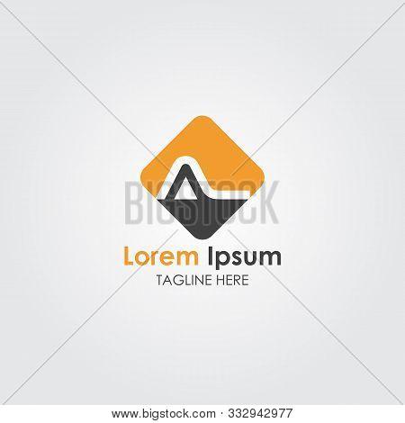 Letter Al Simple Logo Vector. Logotype Al Letter Design. Al Font Type Logo. Al Letter Logo. Al. Al L