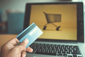 Comfort E-commerce Shopping. Royalty High Quality Free Stock Photo Image Of Shopping Online And Paym