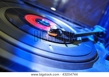 Entertainment - Record Player