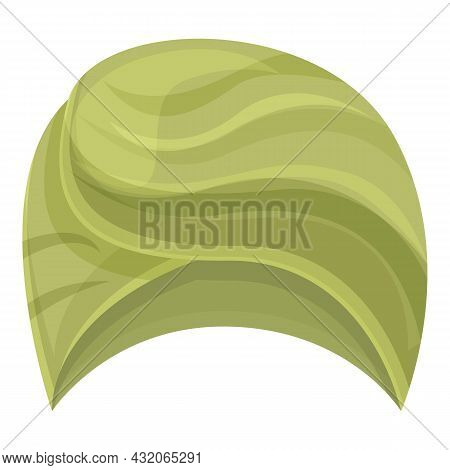Aladdin Turban Icon Cartoon Vector. Arab Hat. Headdress Turban