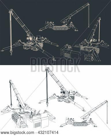Mini Crane Blueprints